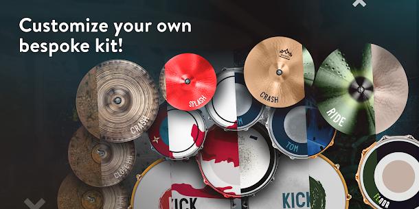 Real Drum Mod Apk 2021 – [ Premium + No Ads] 4