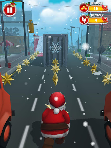 Fun Santa Run - Christmas Runner Adventure 2.7 screenshots 9