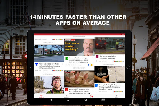 Canada Breaking News & Local News For Free 10.5.15 screenshots 15