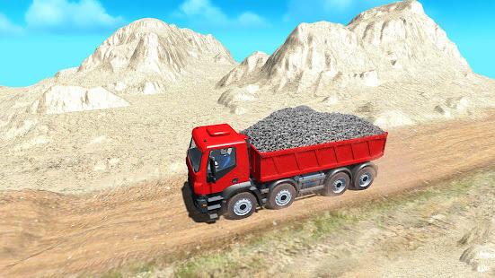 Real Manual Truck 3D Simulator 2021 5.5 screenshots 1