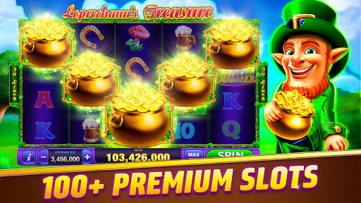 Slots: DoubleHit Slot Machines Casino & Free Games screenshots 14