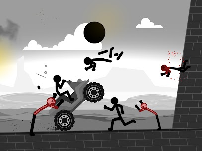 Stickman Destruction Turbo Annihilation MOD (Unlimited Gold Coins) 5