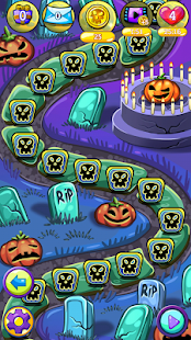 Halloween Witch Puzzle World