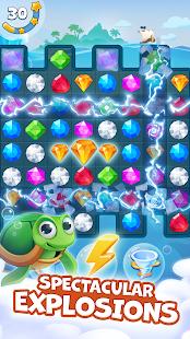 Pirate Treasures - Gems Puzzle 2.0.0.101 Screenshots 21