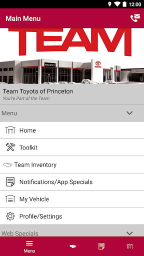 Team Toyota of Princeton MLink For PC Windows (7, 8, 10, 10X) & Mac Computer Image Number- 8