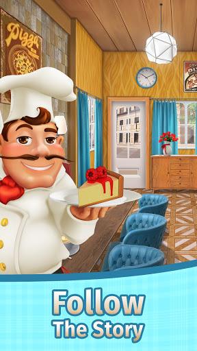 Tasty Merge - Delicious Restaurant Game 1.4 screenshots 2