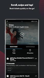 AMC Cinemas KSA Apk Download 2021 4
