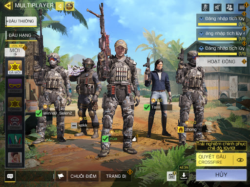 Call Of Duty: Mobile VN 1.8.17 screenshots 24