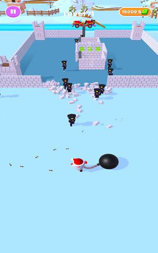 Prison Wreck - Free Escape and Destruction Game modavailable screenshots 11