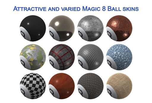 Magic 8 Ball 3D 1.0.1216 screenshots 11