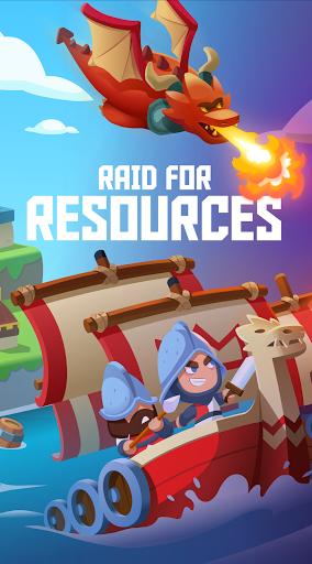 Merge Stories - Merge, Build and Raid Kingdoms!  screenshots 5