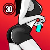 icono Fitness Femenino: Entrenamiento para Mujeres
