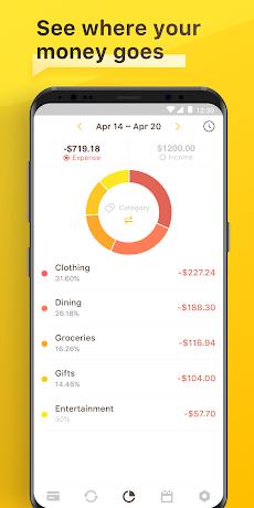 Checkbook - Account Trackerのおすすめ画像3