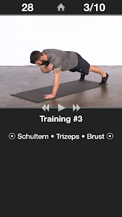 Tägliches Armtraining Screenshot
