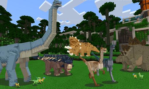 Abandoned Jurassic World (Fallen Kingdom) Mod