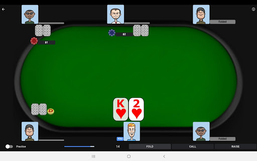 Poker Trainer - Poker Training Exercises 3.1.8 screenshots 7