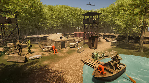 Real Commando Ops: New Secret Mission Games 2020 screenshots 3