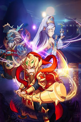 RPG :Legend of Conferred Gods  screenshots 1