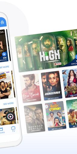 MX Player Online: Web Series, Games, Movies, Music 1.1.1 Screenshots 2
