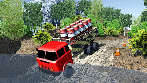 Offroad Cargo Truck Driver Simulator 2.22 screenshots 4