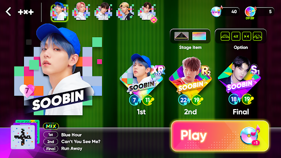 Rhythm Hive : Play with BTS, TXT, ENHYPEN! 2.2.1 Screenshots 8