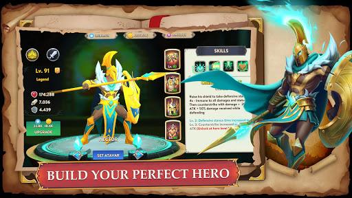 Epic Odyssey: Brave Guardian Idle  Screenshots 11