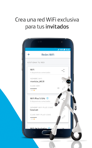 Movistar Smart WiFi  Screenshots 5