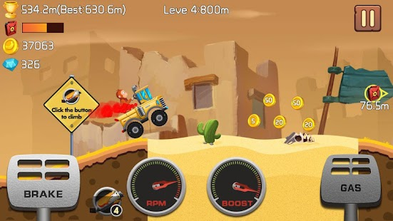 Jungle Hill Racing Screenshot