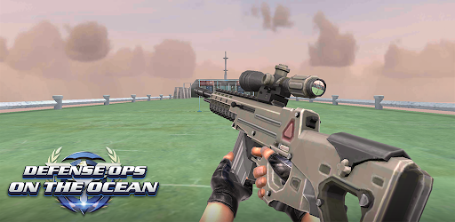 Defense Ops on the Ocean: Fighting Pirates APK 0