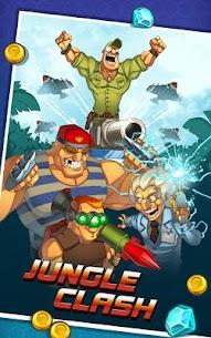 Jungle Clash 1.0.19 Apk 1
