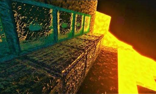 RTX Ray Tracing for Minecraft PE 1.1 screenshots 2