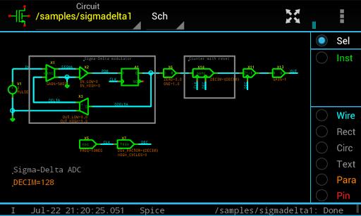wespice demo screenshot 3