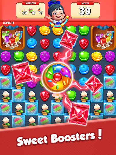 Sugar Hunter: Match 3 Puzzle 1.2.1 Screenshots 20