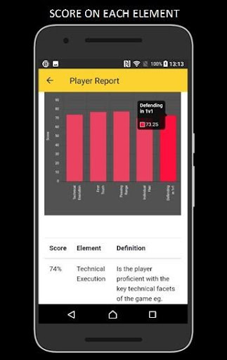 football sessions - player screenshot 3