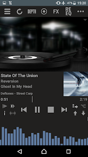 T Music Player (Temple Player) + RE Equalizer v1.4.9 [Paid] 3