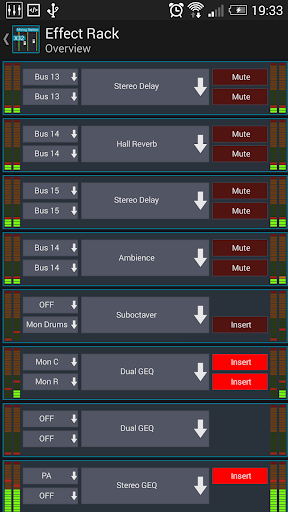 Mixing Station XM32 android2mod screenshots 3