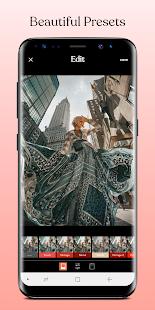 Tezza - Aesthetic Photo Editor, Presets & Filters screenshots 2