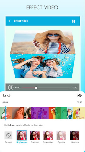 Video maker, video effect screenshot 9