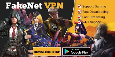 FakeNet VPN Lite - Internet Solution