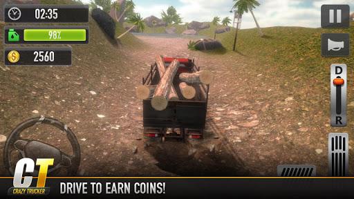 Crazy Trucker  screenshots 2