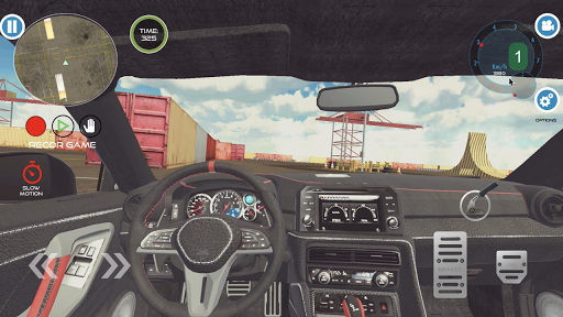 GTR Drift Simulator 25 screenshots 5