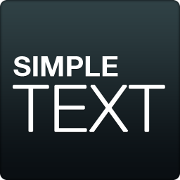 Androidアプリ Simple Text Text Icon Creator カスタマイズ Androrank アンドロランク