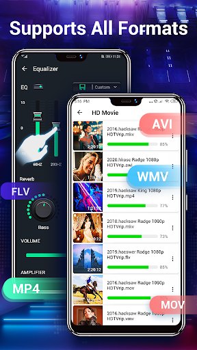 Video Player & Media Player All Format 1.9.2 Screenshots 3