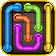 Pipe Typcoon - Pipe Art & Line Connect & Flow Game