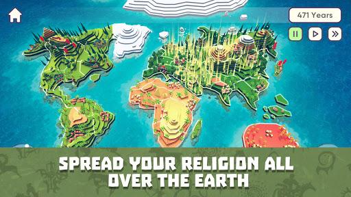God Simulator. Sandbox strategy game Religion Inc. 1.1.79 screenshots 5