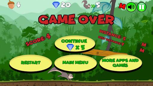 Squirrel Adventures apkpoly screenshots 16