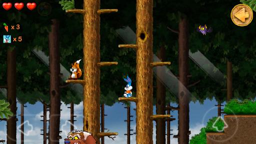 Beeny Rabbit Adventure Platformer World 2.9.1 screenshots 2