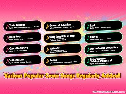 BanG Dream! Girls Band Party! [EN] MOD APK 4.4.1 (Menu Mod) 12