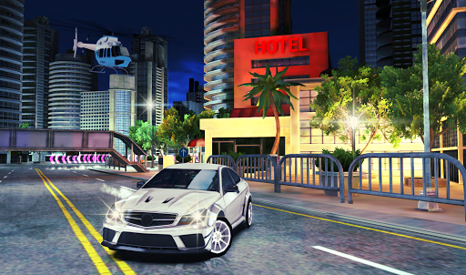 car drift racing screenshot 3