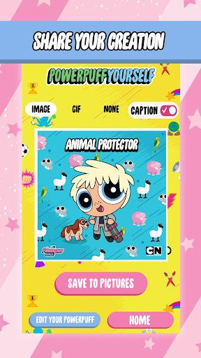 Powerpuff Yourself - Powerpuff Girls Avatar Maker 3.8.0 Screenshots 7